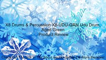 X8 Drums & Percussion X8-UDU-GRN Udu Drum, Aged Green Review
