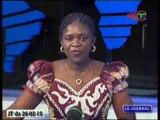 Télé-Congo : Journal du 26/02/2015 - Partie 2