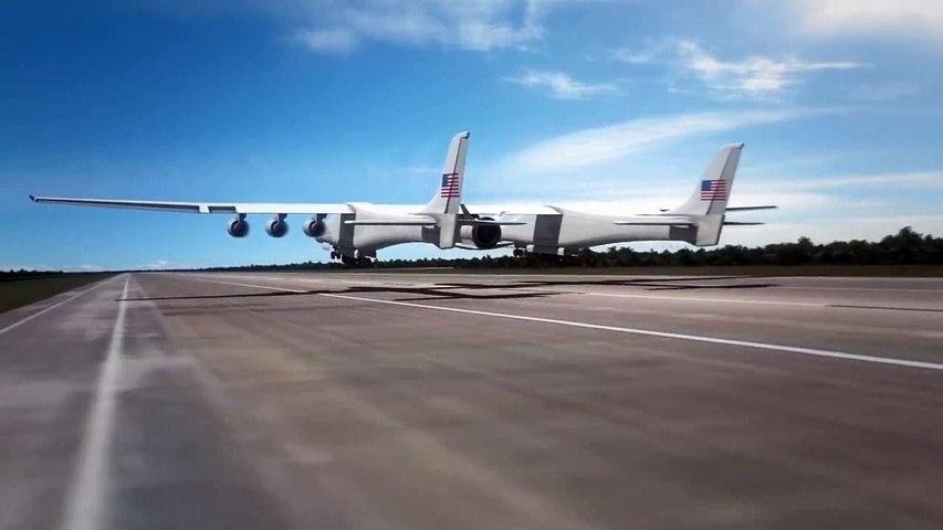 L'avion le plus grand du monde