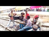 Tommy Movie Making  - Rajendra Prasad & Seetha