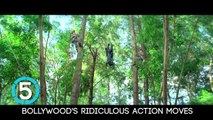 Top 5 Ridiculous Action Moves 2015 hd clips