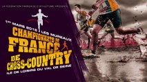 Championnats de France de Cross-country 2015