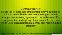 Belkin 7-Outlet SurgeMaster Home Series 6 Foot Surge Protector Review