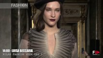 MILAN FASHION WEEK DAILY REPORT 1 by Fashion Channel