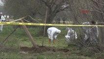 Manisa Yakılmış Kadın Cinayetinin Ardından İkinci Ceset Bulundu -cesedin Bulunduğu Bölgeden Anonslar