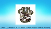 Army Green Camouflage Hoodie Pet Dog Clothes Camo Sweatshirt-S Size Review