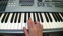 Caravan' - jazz piano lesson / tutorial - using the