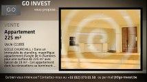 A vendre - Appartement - Uccle (1180) - 225m²