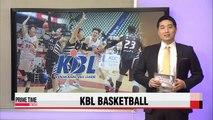 KBL: KT vs. Orions, SK vs. KGC