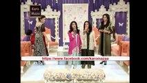 pakistani justin bieber girls on ARY morning show good morning Pakistan