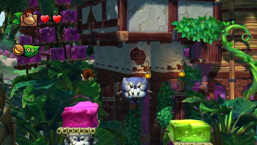 Wii U - Donkey Kong Country