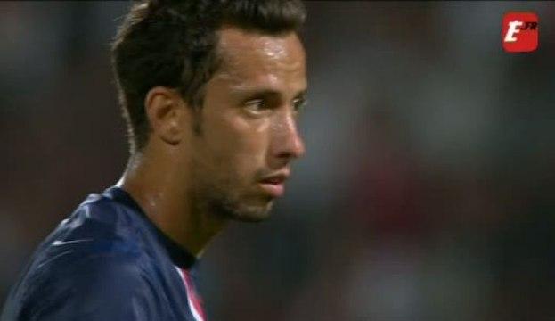 AC Ajaccio - Paris SG : 0-0