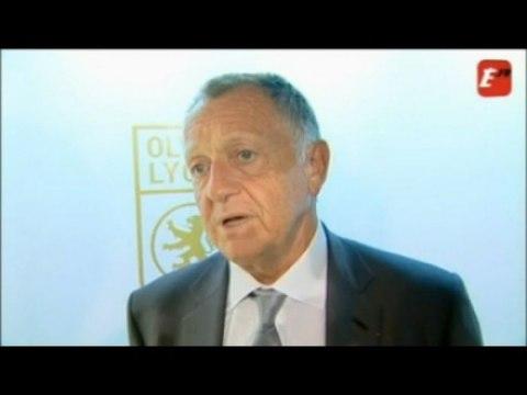 OL - Aulas : «Une belle journée pour Lyon»
