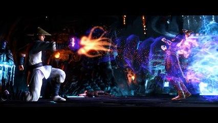 Mortal Kombat X - Story Trailer de Mortal Kombat X