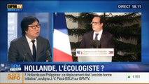 François Hollande aux Philippines pour défendre la lutte contre le réchauffement climatique