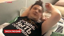 Un homme drague une bimbo et se réveille sans testicules