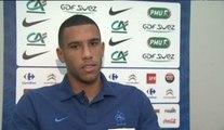 Foot - Bleus : Capoue, «Un bonus d'être sélectionné»
