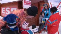 Neige - Premiers plaisirs de glisse avec l'Ecole de ski français en Corse