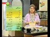 Masala Morning Shireen Anwar - Badshai kabab , Cold Coffee , Chocolate Orange Whisper Cake Recipe on Masala Tv -26th February 2015