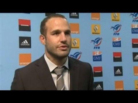 Rugby - XV de France : «On va savourer»