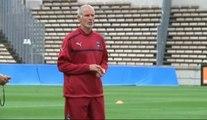 FCGB - Les Girondins ne s'enflamment pas