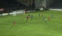 Nîmes - Niort : 3-1