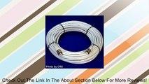 100 ft RG8X COAX CABLE for CB / Ham Radio w/ PL259 Connectors - Workman 8X-100-PL-PL Review