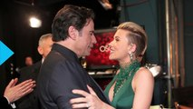 Scarlett Johansson Defends John Travolta Over Oscars Kiss