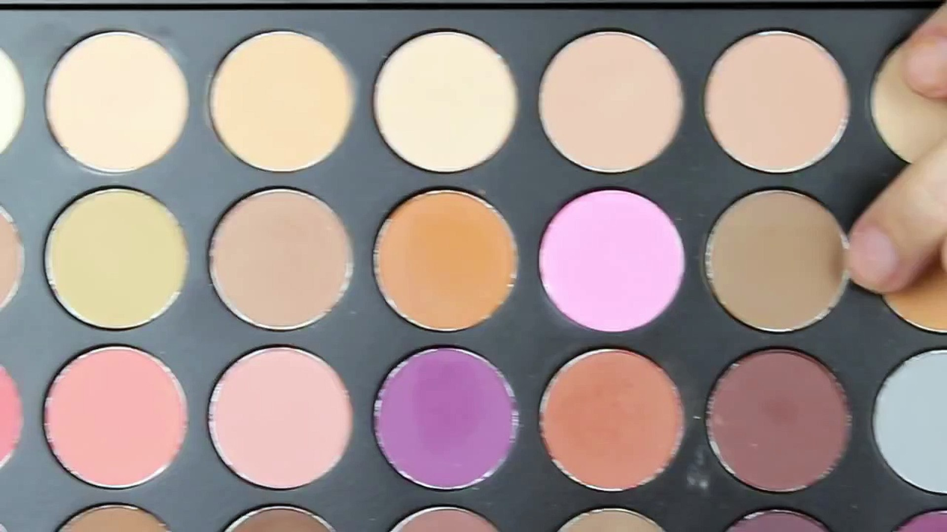 Eye Makeup Tutorial (♥_♥) Soft Green And Browns Eye Makeup Tutorial