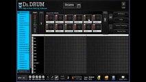 Dr Drum Beat Making Software   Make Sick Beats   Dubstep, Rap, Hip Hop