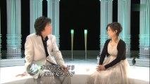久しぶりにテレビで歌を披露した時の薬師丸ひろ子さん2006
