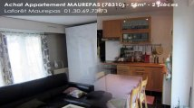 Vente - appartement - MAUREPAS (78310)  - 55m²
