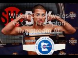 {{{watch Chris Avalos vs Carl Frampton live boxing}}}}}