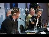 How To Watch Chris Avalos vs Carl Frampton live online