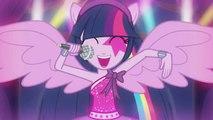 MLP: Equestria Girls - Rainbow Rocks | Cortos Animados [8º Corto] ¡Un Día Perfecto para la Diversión! (Español Latino)