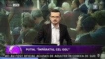 """Putin, """"Împăratul cel gol"""". Fostul magnat rus Mihail Hodorkovski îl compară pe Vladimir Putin cu """"împăratul cel gol"""" din basmul lui Andersen. Hodorkovski susţine că regimul lui Putin se va prăbuşi"""