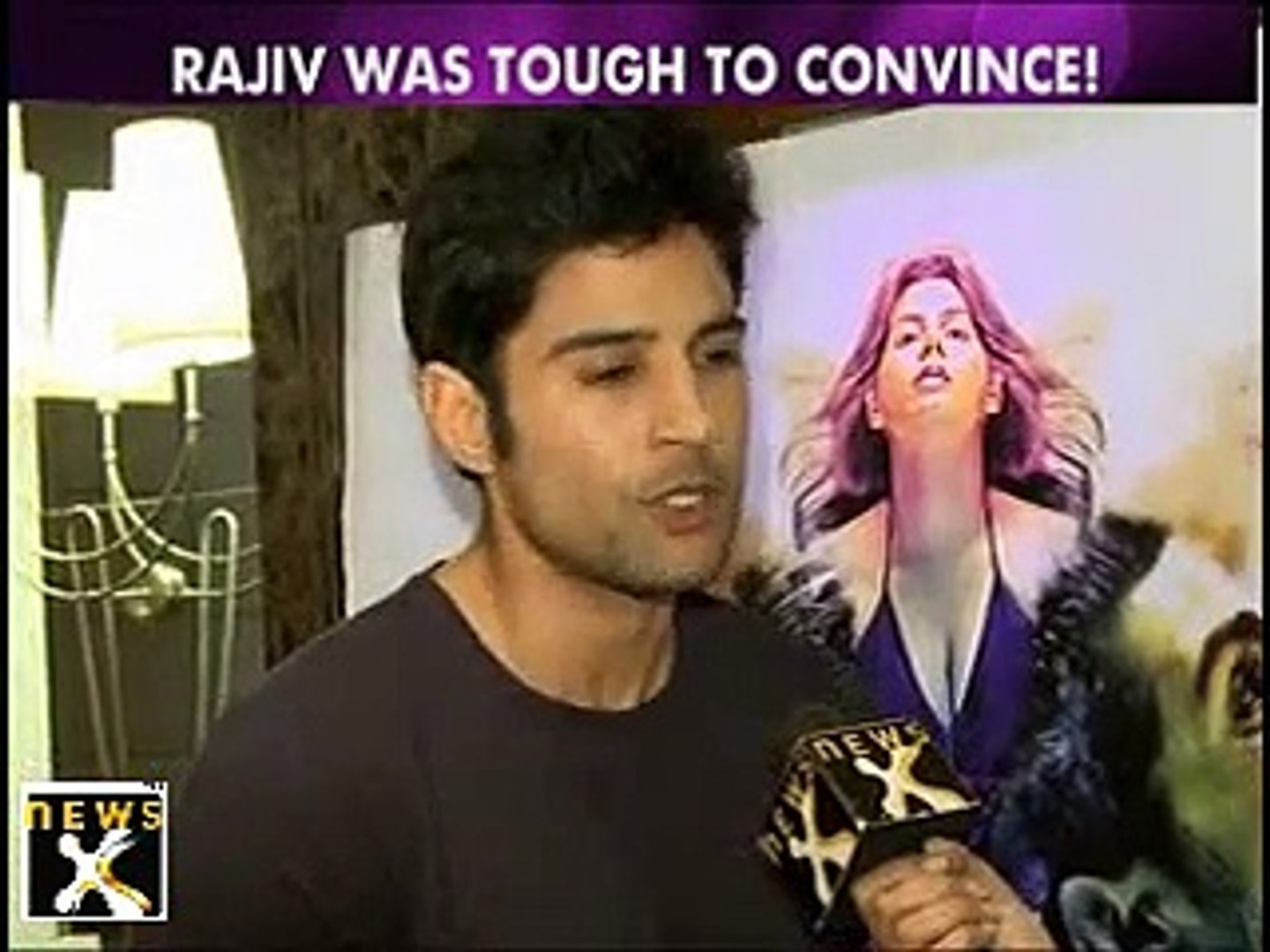 NEWS NOOPER MISHRA CATCHES UP WITH ACTOR Rajeev khandelwal
