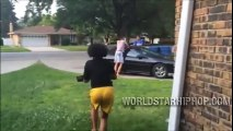 Prank Gone Wrong- Sister Throws Boiling Hot Water On Her Brother In An Attempted Internet Challenge!