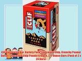 Clif Bar Energy Bar Variety Pack Chocolate Chip Crunchy Peanut Butter Chocolate Chip Peanut