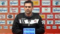 L1-J27 / FCNA-EAG : la conférence de presse d'avant match de Jocelyn Gourvennec