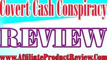 Covert Cash Conspiracy Review-Covert Cash Conspiracy REVIEWS-Covert Cash Conspiracy