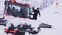 Pyrénées: les stations de ski rouvrent avec cinq mètres de neige au sommet