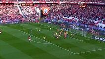 Luisao 1:0 | Benfica - Estoril 28.02.2015 HD