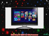 Lenovo C560 23-Inch All-in-One Non-Touch Desktop (57327364) Black