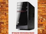 HP Envy h8-1450 Desktop (Black)