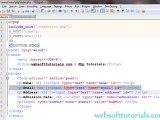 PHP tutorials in urdu _ hindi - 47 - Insert php form data in mysql tables
