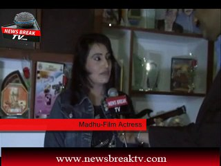 Madhu New Lollywood Actress with NBTV