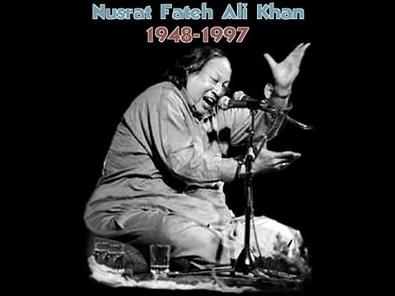 Sanu Ek Pal Chain Na Ave By Nusrat Fateh Ali Khan