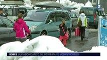 La vie reprend doucement son cours dans les Pyrénées