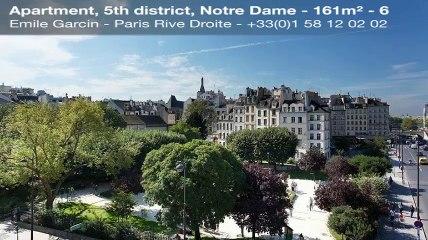Apartment, 5th district, Notre Dame